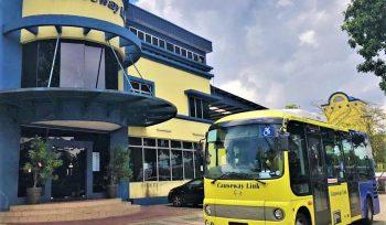 Handal Indah Causeway Link HINO Poncho Mini Bus