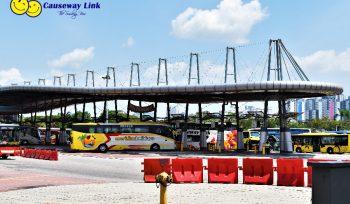 larkin sentral express bus terminal