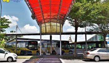 taman sutera bus terminal station