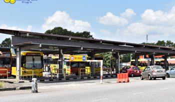 Taman University Bas Terminal