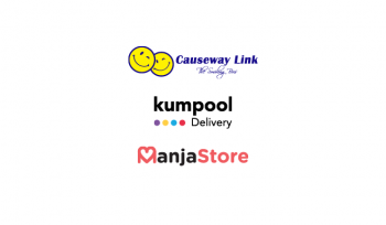 Causeway Link new businesses - Kumpool Delivery and ManjaStore is focus on same day delivery with cheapest and fastest service and food ordering system to assist local business.